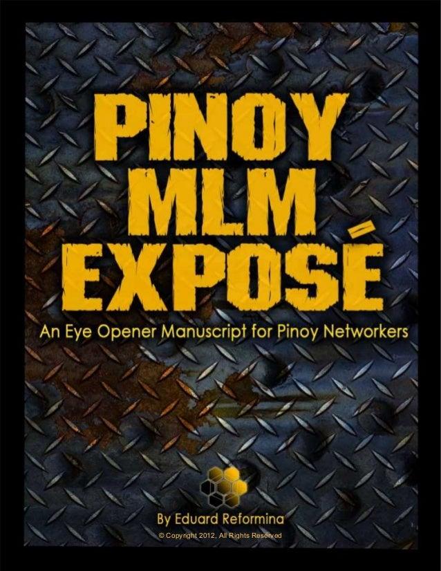 Pinoy MLM Expose