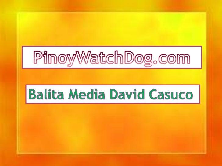 Atty James Beirne Scam   Balita Media David Casuco