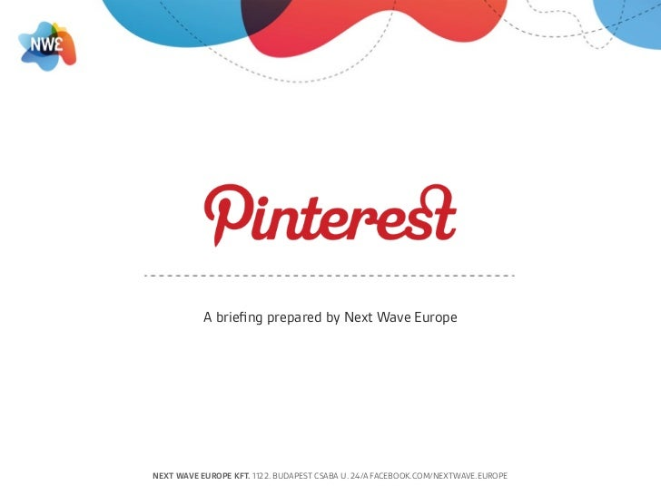 Introducing Pinterest for Brands