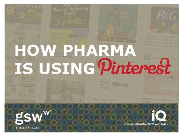 Pinterest and Health