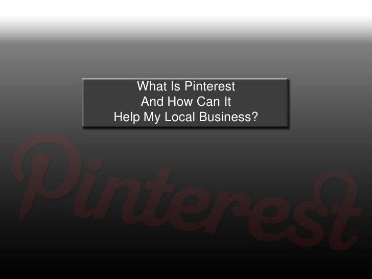 Pinterest by dBroseGroup