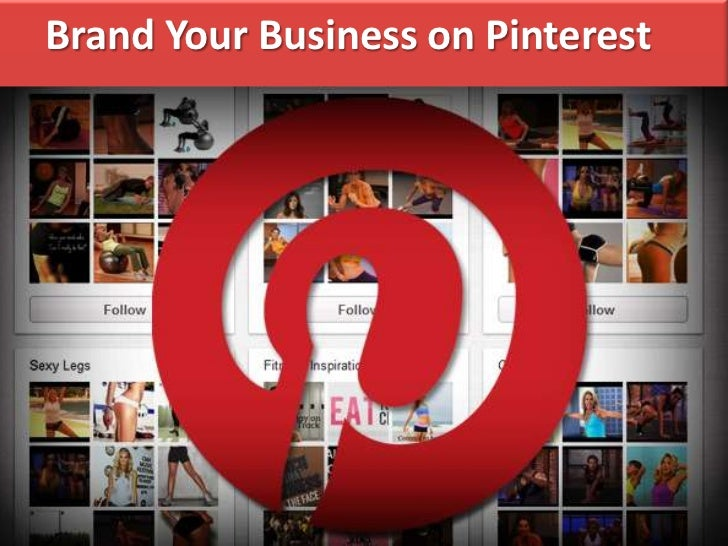 Brand Your Business on Pinterest