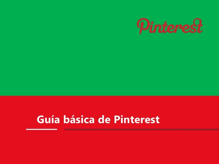 Pinterest 2012