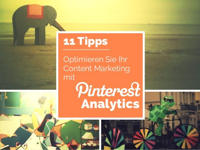 11 Tipps  Optimieren Sie Ihr  Content Marketing  mit  ____________________  From choosing the cut,  to cooking the fish  A...