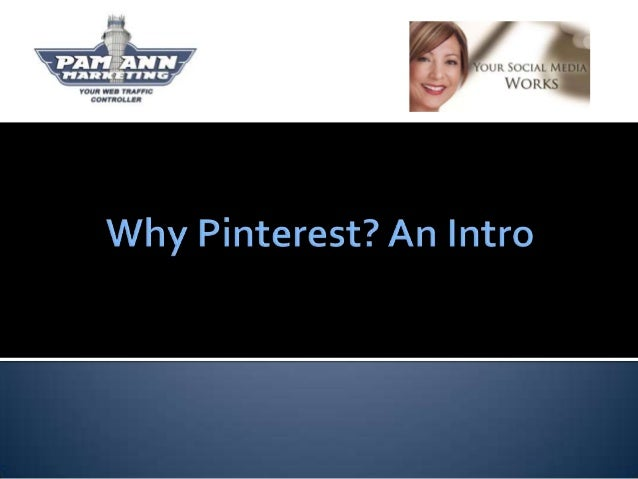    Getting Started   Find Your Audience   Rules of Engagement   Pinterest is a Marathon   Recap   Q&A