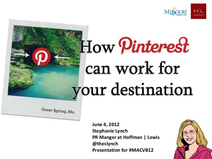 How Pinterest Can Work for Your Destination