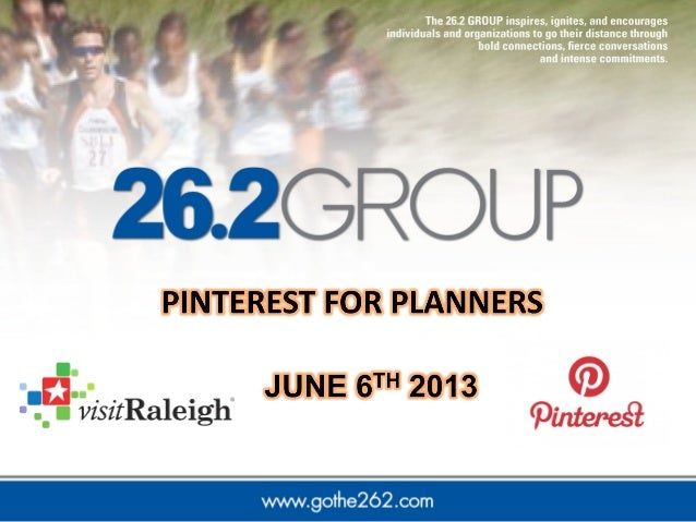 Pinterest for Planners - VisitRaleigh.com