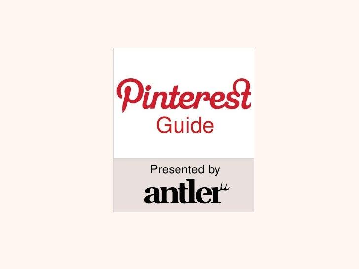Pinterest Guide for Brands