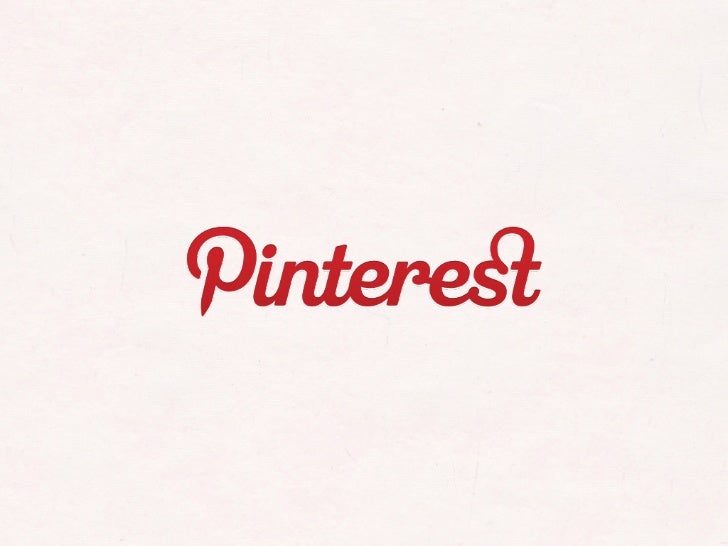 Pinterest is . . .An online pinboard to organize and     share what inspires you.