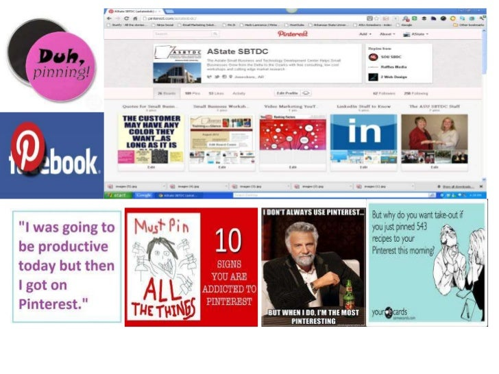 Get Started with Marketing on Pinterest Workshop
