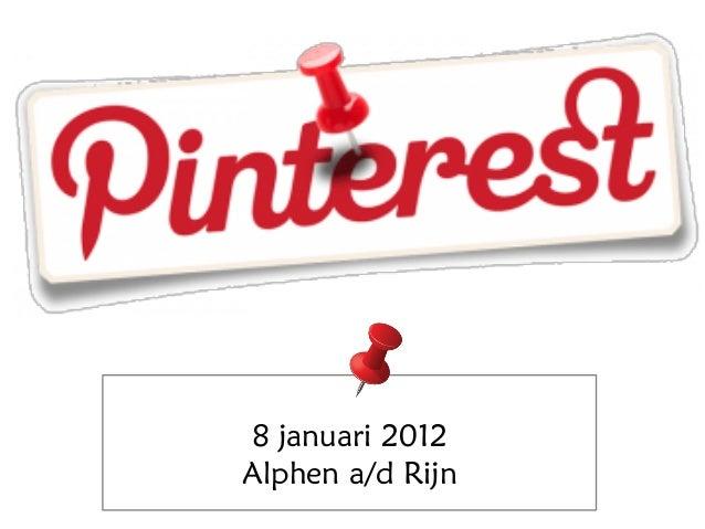 8 januari 2012Alphen a/d Rijn