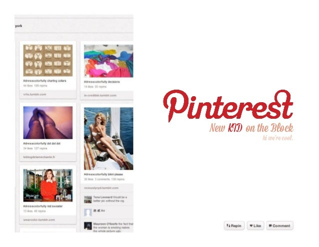 Social Media Analysis: Pinterest