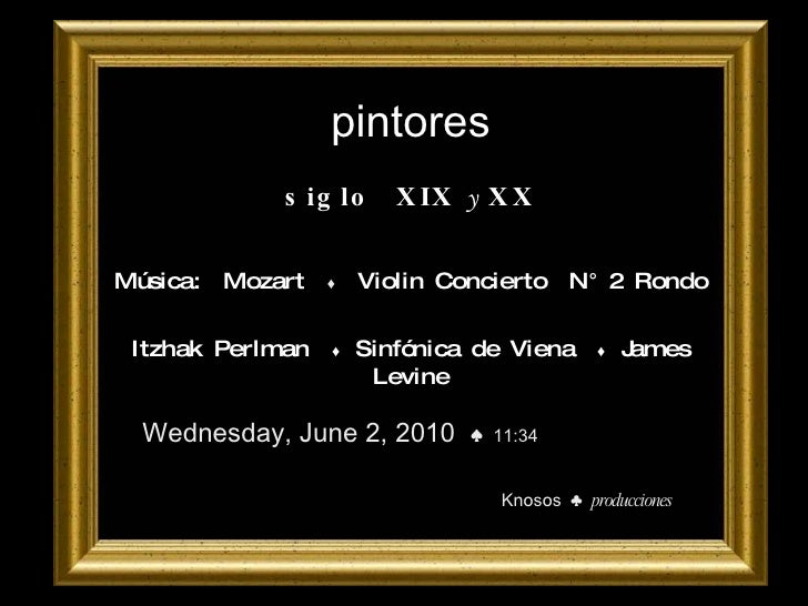 Pintores Siglo Xix Y Xx 524