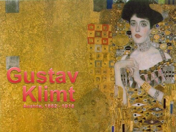 Pintores Famosos. Klimt.Tr