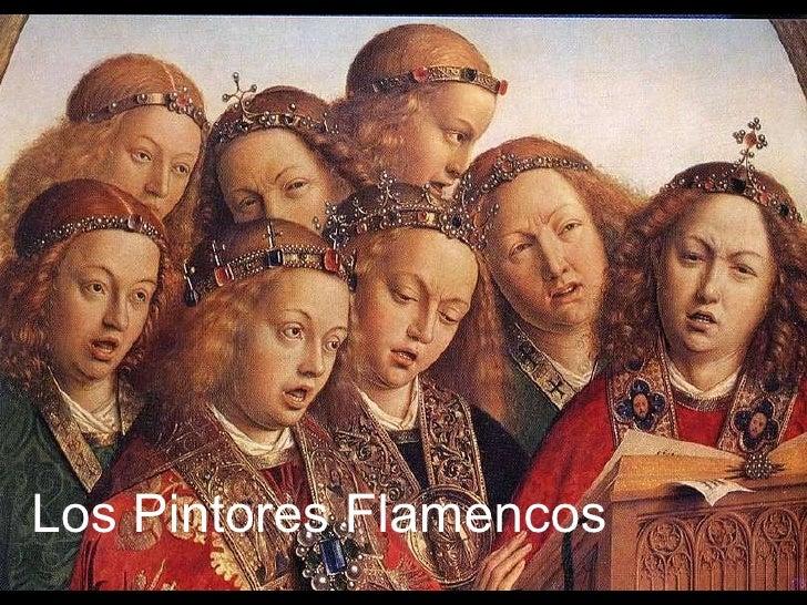 Los Pintores Flamencos