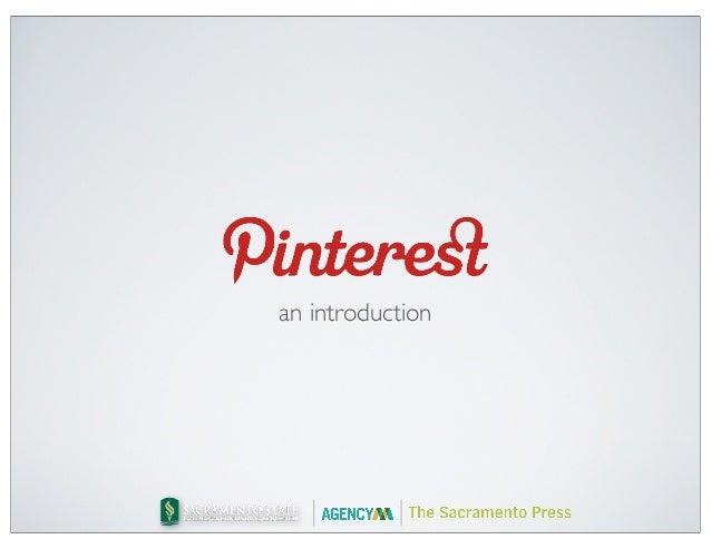 Pinterest Deck | Macer Media