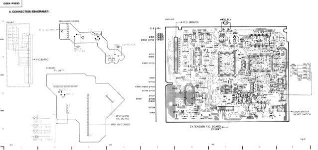 Service Manual - Pioneer Cdx-p1210