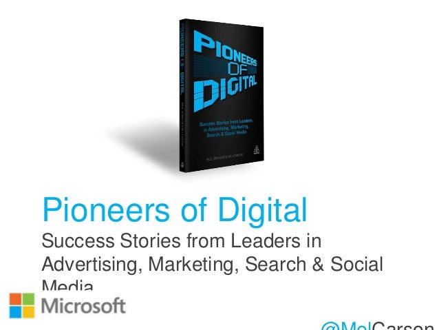 Pioneers of Digital Book Talk at Microsoft Research