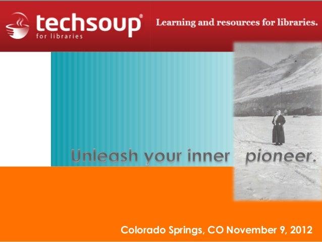 Colorado Springs, CO November 9, 2012