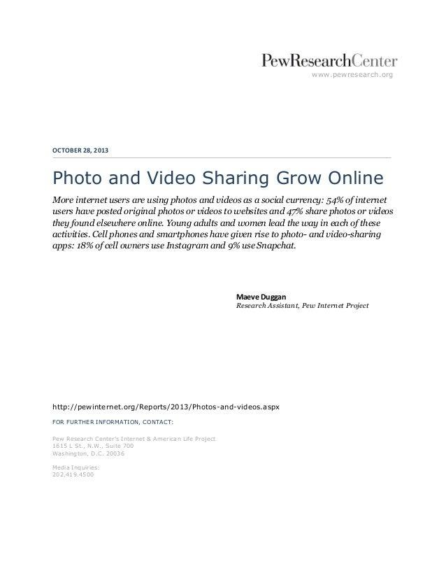 Etudes photos and videos online 102813