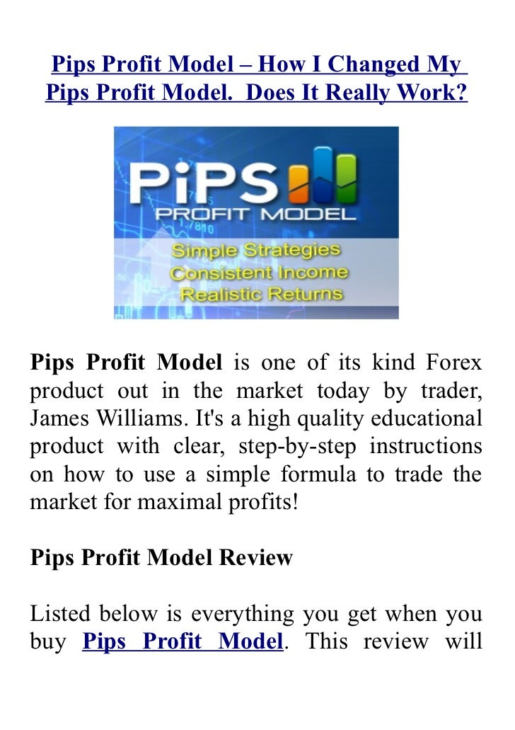 pips profit model  u2013 how i changed my pips profit model