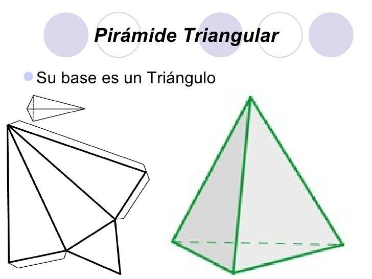 Piramide triangular