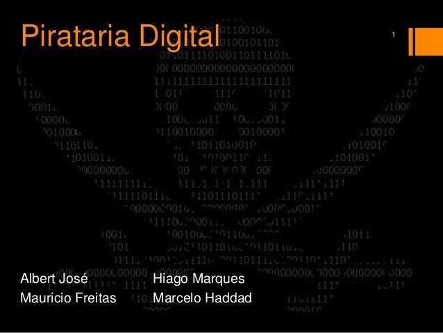 Pirataria digital