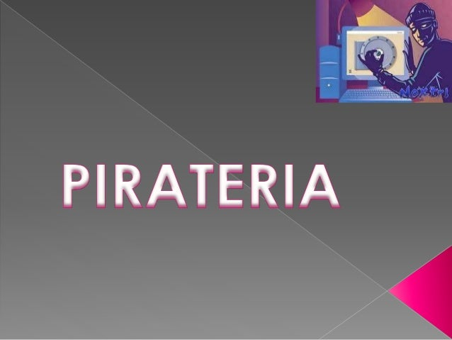 Si bien no existe una definición legal de la piratería de derecho de autor, puede entenderse que la misma comprende todo a...