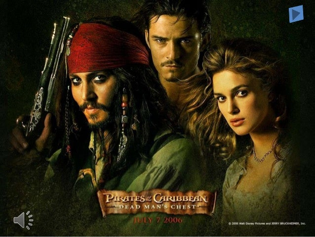 The story started with Jack escaping from a prison. When he returned to hisship, the Black Pearl, he examined a piece of c...
