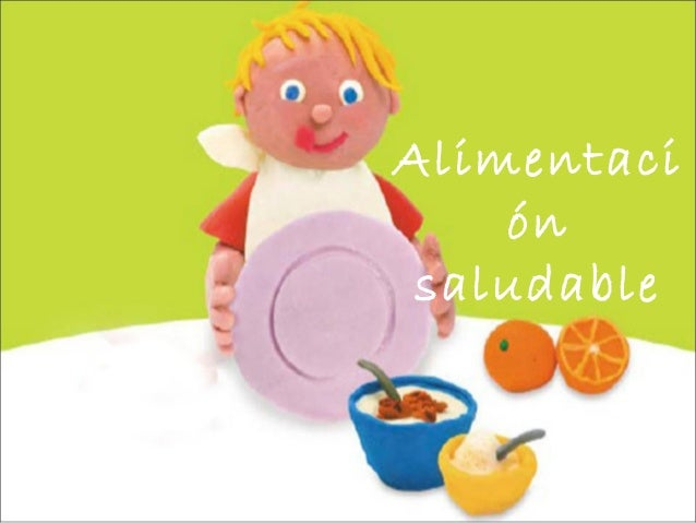 Alimentaci ón saludable
