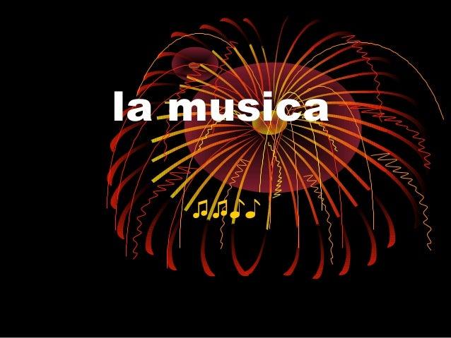la musica ♫♫♪♪