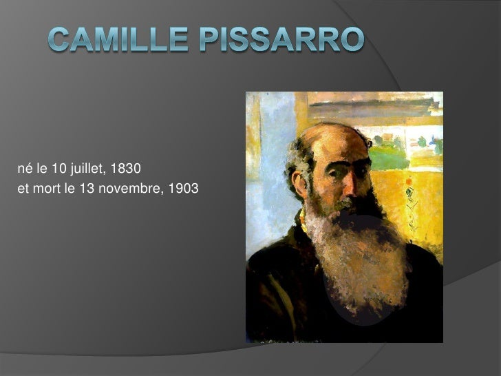 né le 10 juillet, 1830 et mort le 13 novembre, 1903