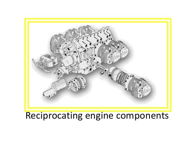Piston engine construction