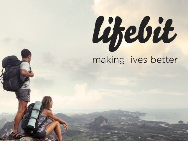 lifebitmaking lives better