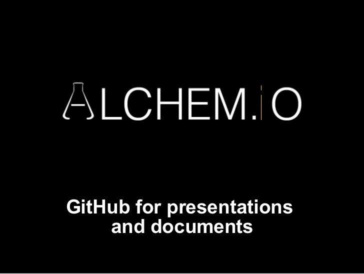 Pitch boostcamp alchemio