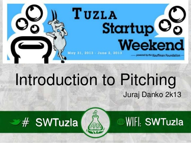 SWTuzla SWTuzlaIntroduction to PitchingJuraj Danko 2k13