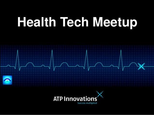 Health Tech Meetup