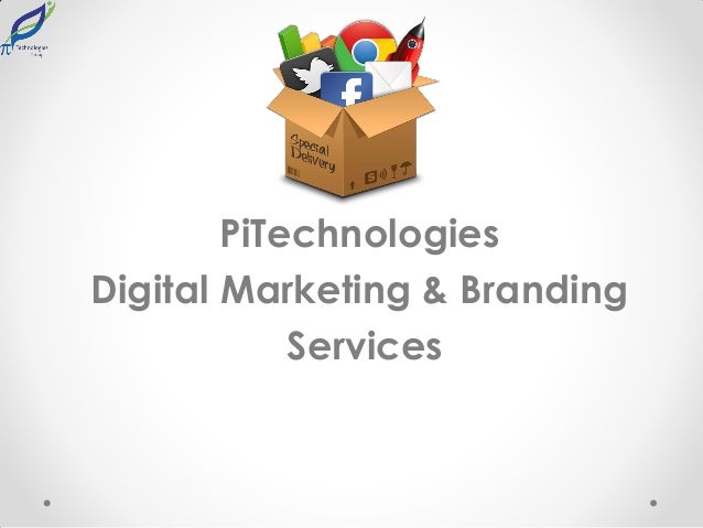 PiTechnologies Digital Marketing & Branding Services