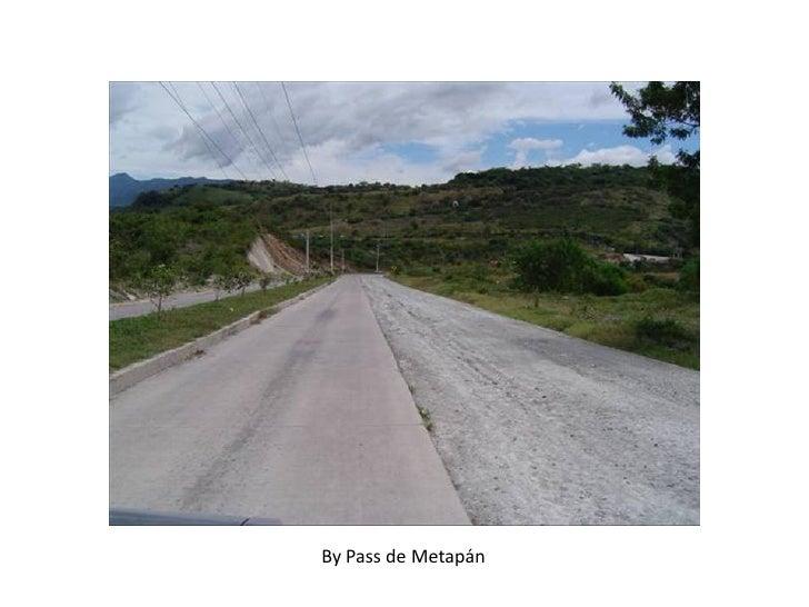 By Pass de Metapán