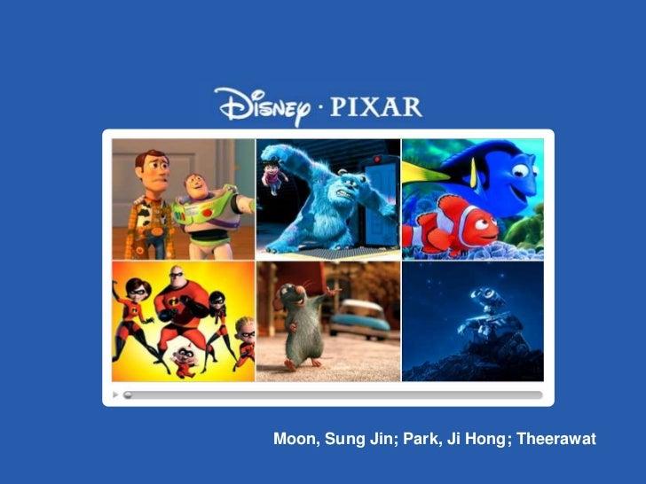 Moon, Sung Jin; Park, Ji Hong; Theerawat<br />