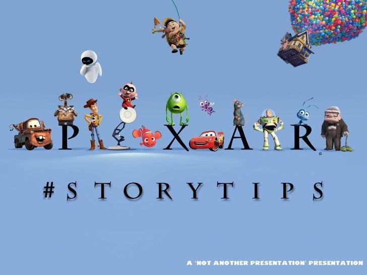 #StoryTips