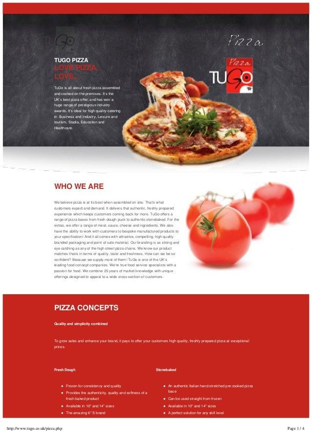 Pizza Factory UK
