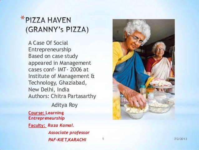 entrepreneurship case study india A case study on empowerment of rural women through micro  interest of rural women is being increased towards the entrepreneurship in india.