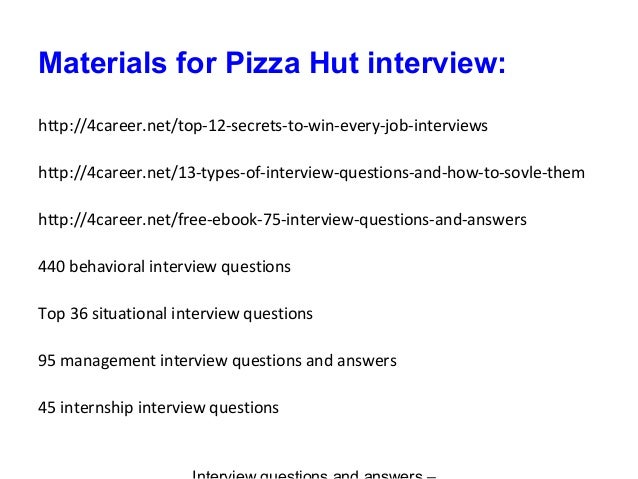 Pizza Hut Cover Letter Pizza Hut Customer Service Jobs Pizza Customer  Service Resume SilitmdnsFree Examples Resume  Pizza Hut Resume