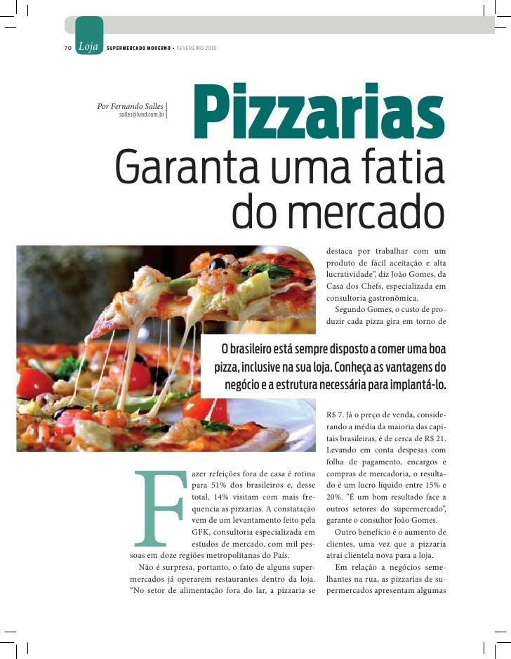 70   Loja   SuPermercado moderno • fevereiro 2010             Por Fernando Salles |               salles@lund.com.br |    ...