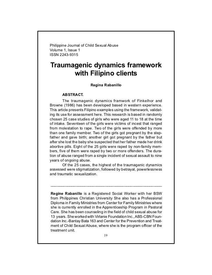 Thesis paper examples tagalog