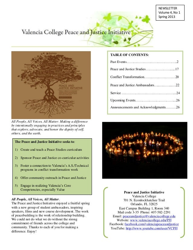 PJI Newsletter, Volume 4, No 1