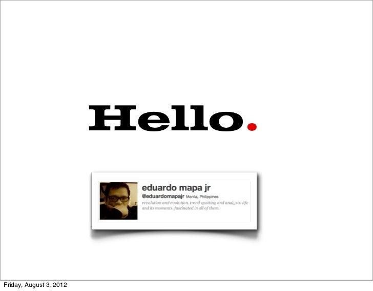 """Ad Men Meets Math Men : """"Measure of Success"""""""