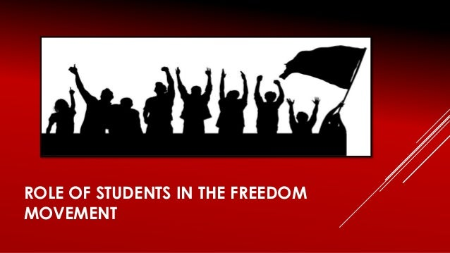 role of students in pakistan movement Role of students in the freedom movement, the creation of pakistan too had many contributors who played a vital role in the freedom movement but the role of st.