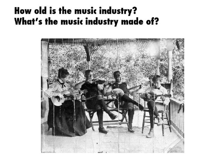 The Future of the Music Industry